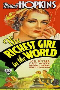 Watch The Richest Girl in the World Online Free in HD