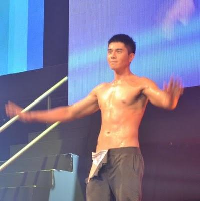 pinoy naked military man