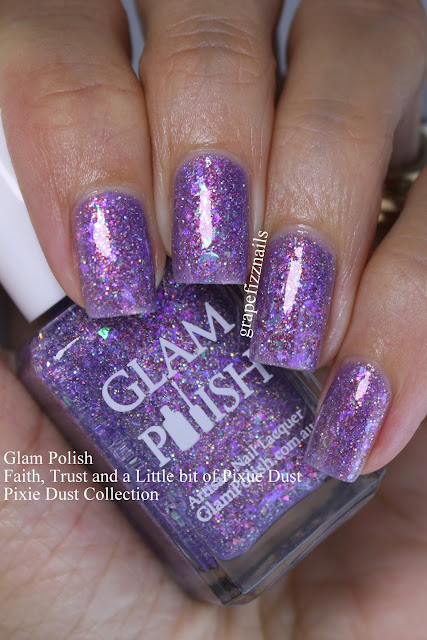 Glam Polish Faith, Trust and a Little bit of Pixie Dust