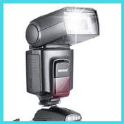 Nikon D3400 external flash
