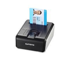 Lector de huella dactilar y tarjeta chip Suprema Biomini Combo
