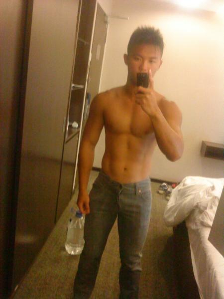 Nude Singaporean Men 74