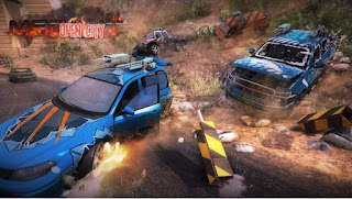 MadOut Open City Mod Apk+Data (Unlimited Money)