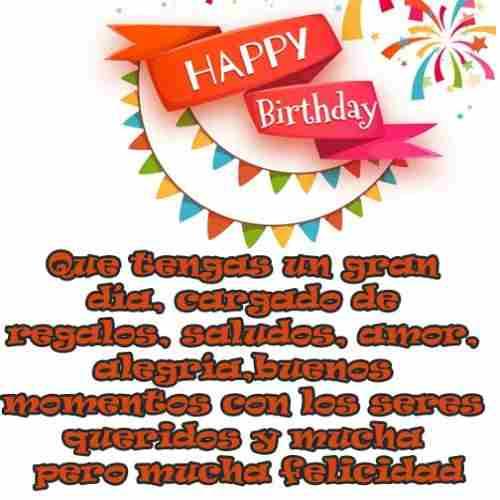 Mejores saludos de cumpleaños con tarjeta de felicitación