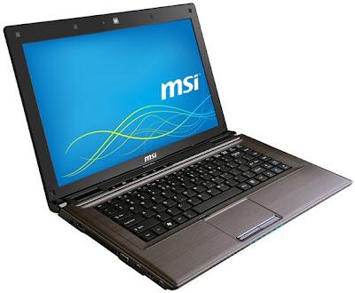 MSI CR41 Multimedia Laptop