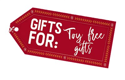 Toy Free Gift Ideas for Kids - Practical Christmas Gift Ideas for Kids