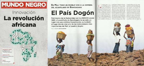 MUNDO NEGRO, País Dogón, Jordi Canal-Soler