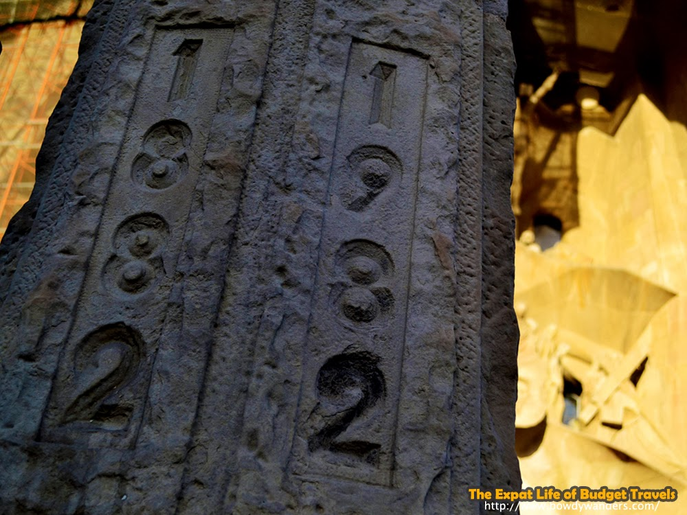 bowdywanders.com Singapore Travel Blog Philippines Photo :: Spain :: Amazing La Sagrada Familia Secrets