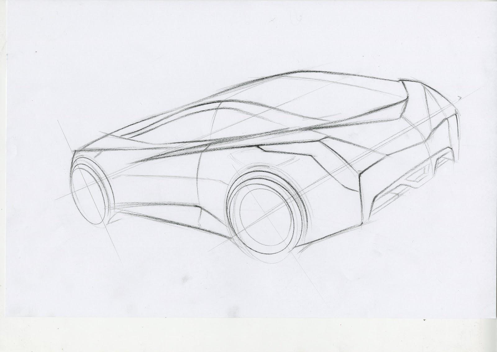 Annaannaviscom3 Cadillac Sketches