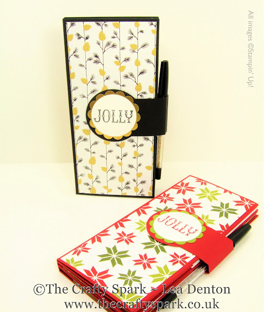 christmas organiser organizer stampin up uk