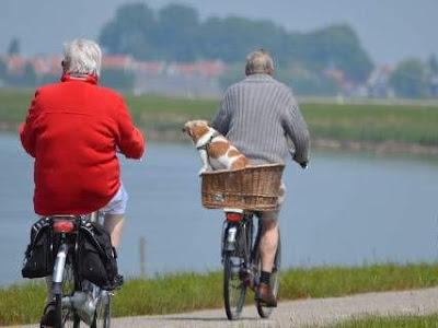 Το ποδήλατο… ξανανιώνει: 80χρονοι με ανοσοποιητικό σύστημα 20χρονων