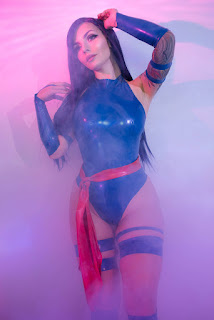 katyuska moonfox hot x-men psylock cosplay 05