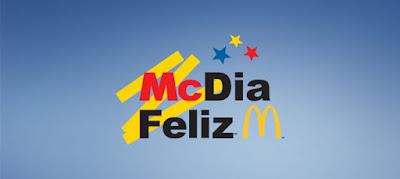 North Shopping recebe McDia Feliz, evento coordenado nacionalmente pelo Instituto Ronald McDonald