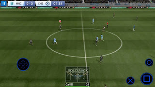 Download DLS 17 v4.04 Mod Chelsea By Yogi Apk + Data Android