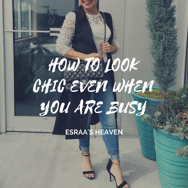 So, I rounded up how I stay chic and look so put together, even when I only have five minutes to spare before going out. You can find all the items I am showing you as well as my outfit, in the above picture, from ZAFUL.