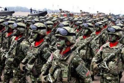 Seram ! Dongeng Horor Perwira Auri Dikepung Pasukan Ghaib