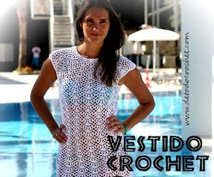 Patrones de Vestido para Playa Crochet