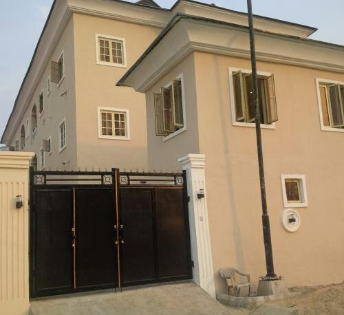 LAGOS PROPERTY : 3 bedroom Flats for rent, Osapa London ...