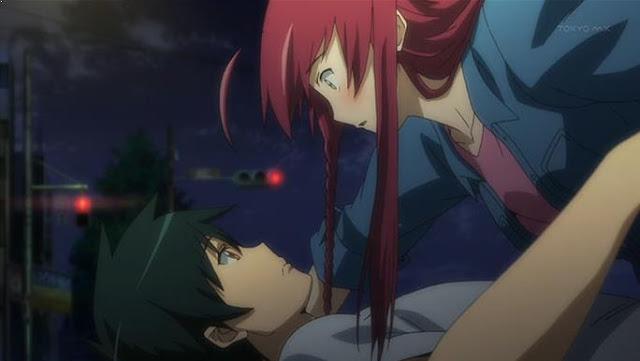 Daftar Rekomendasi Anime Fantasy Romance Terbaik - Hataraku Maou-Sama