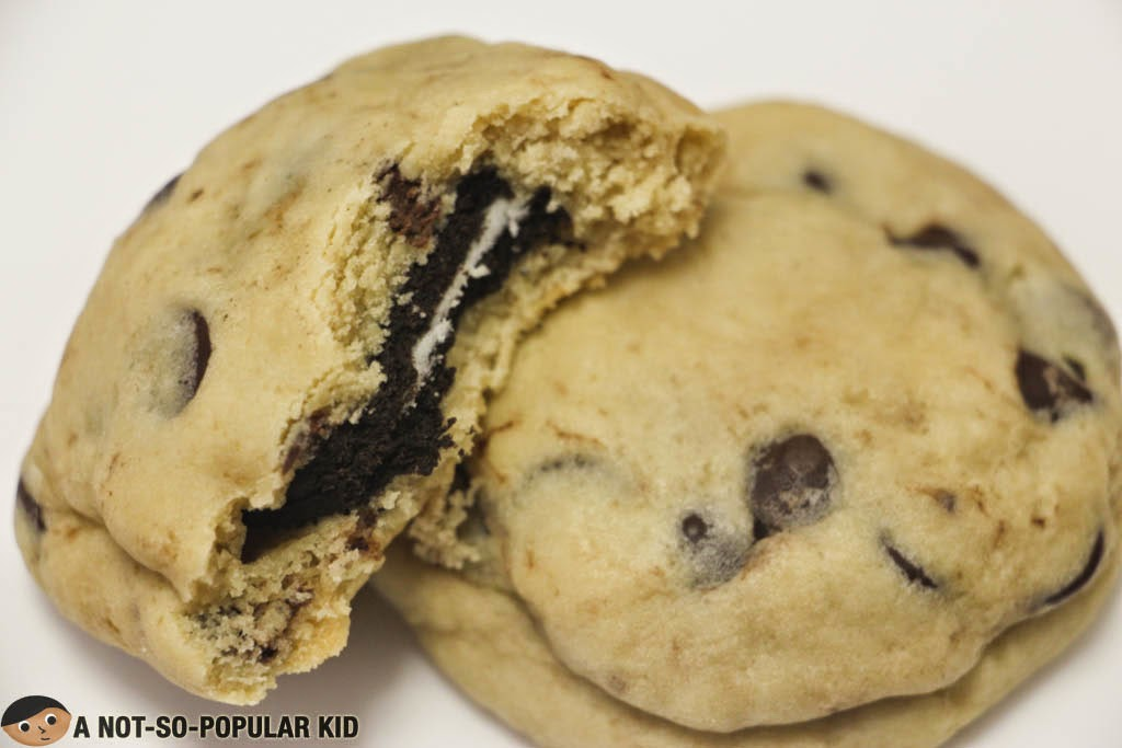 A closer look at the Oreo-filled Cookie of Sweets for You