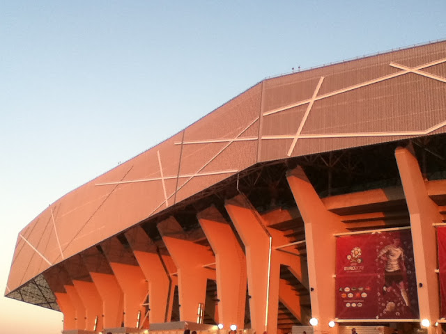 Lviv New Stadium, Ukraine, Euro 2012
