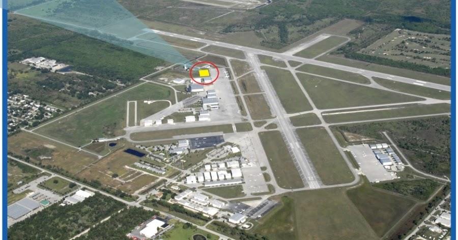 Kathryn's Report: New airport hangar on the Treasure Coast ...