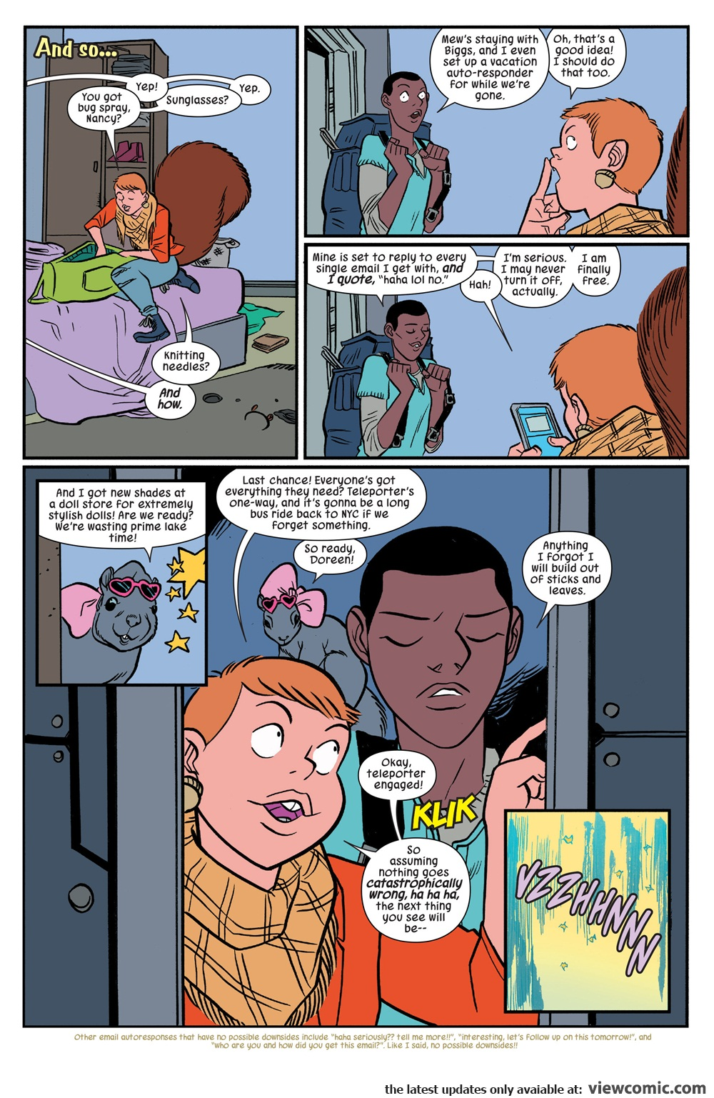 The Unbeatable Squirrel Girl v2 012 (2016) | Vietcomic.net reading comics online for free