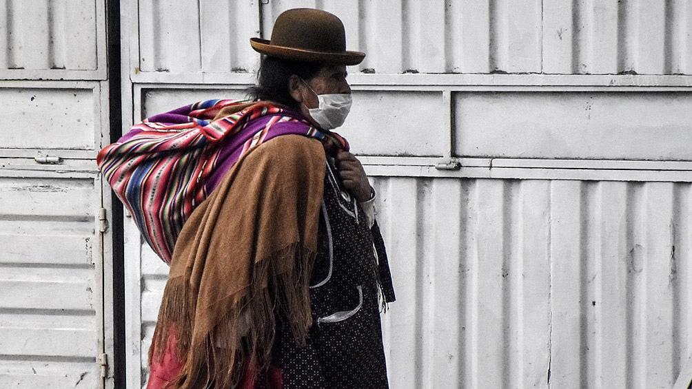 Una explosión de casos desbordó el sistema hospitalario en una ciudad de Bolivia
