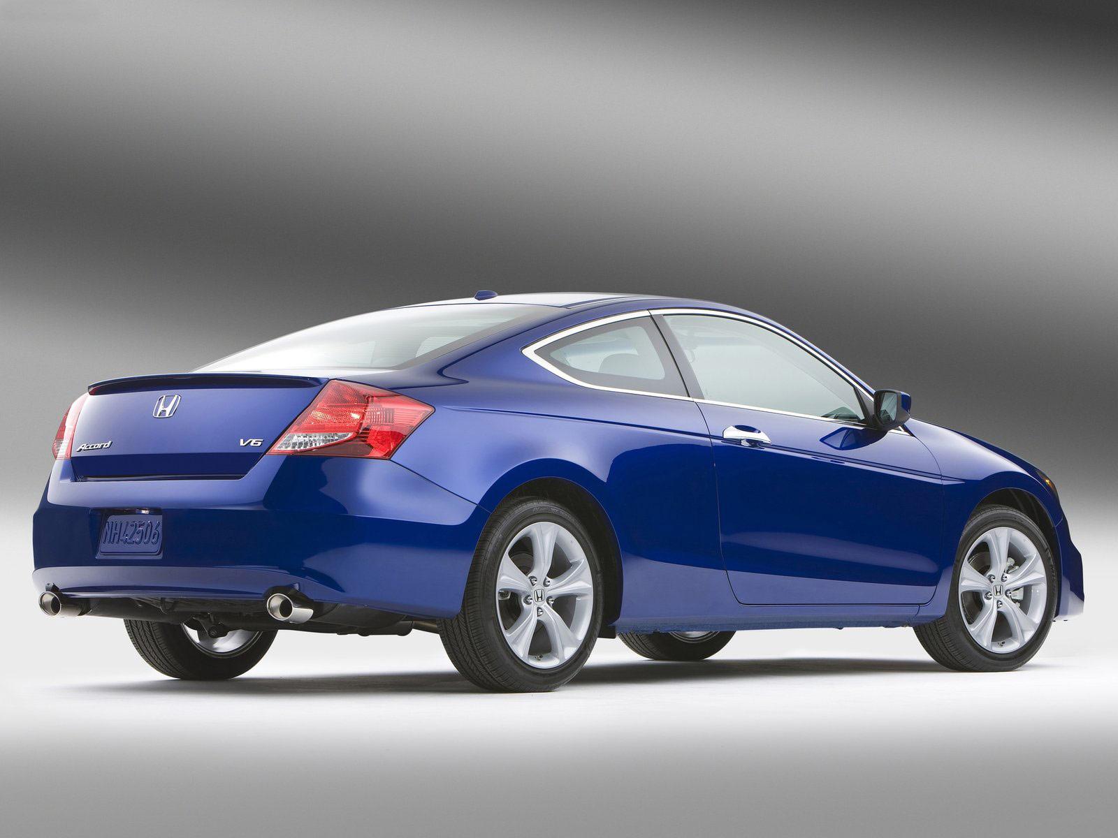 2011 Honda Accord Coupe Car News