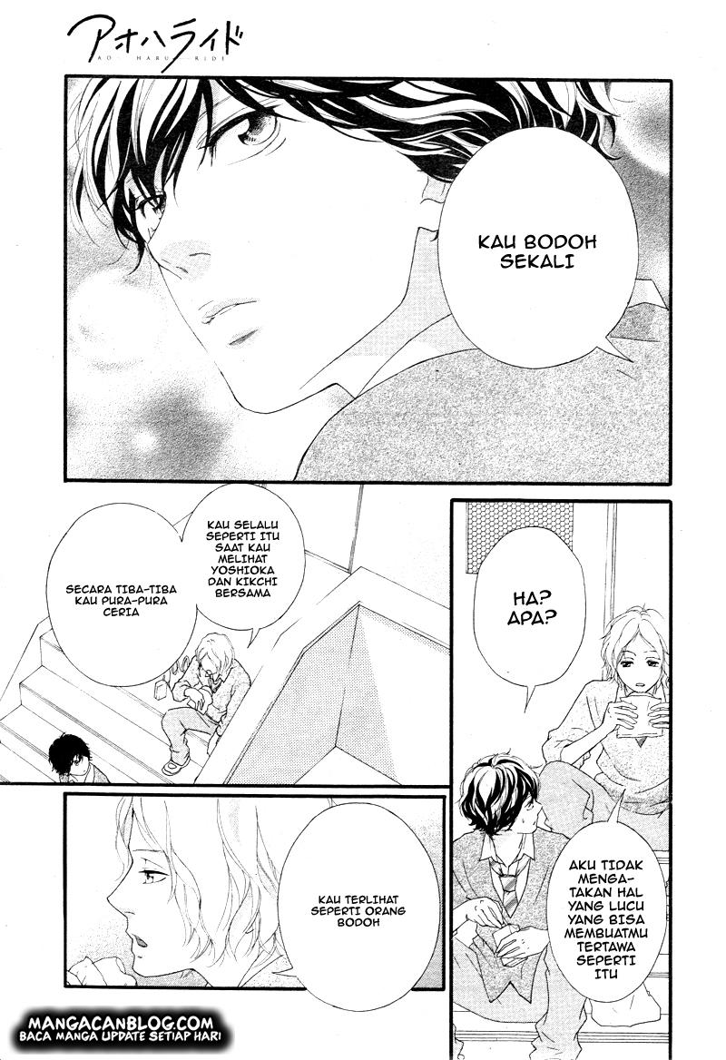 Ao Haru Ride Chapter 35-10