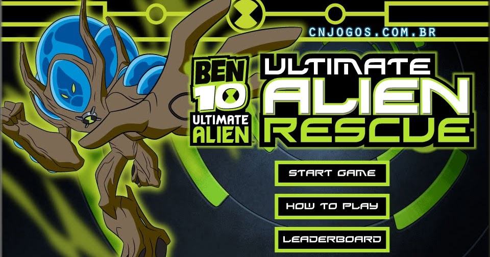 Download game ben 10 ultimate alien rescue | Free download ...
