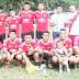 Las Flores primer finalista de la liga de futbol de la Premier