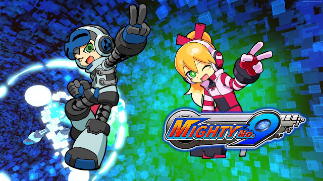 Download Game Mighty No.9 - Megaman PC!