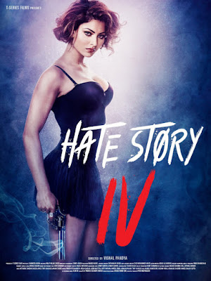 Hate Story IV 2018 Hindi 720p WEB-DL 600Mb HEVC x265