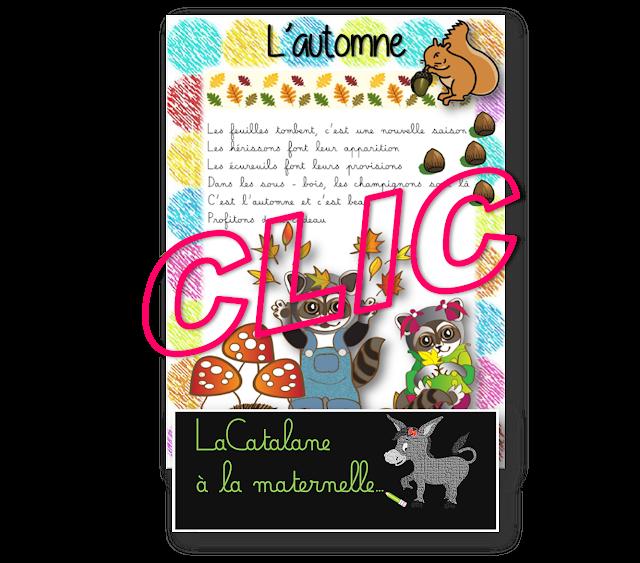 Comptine - L'automne (LaCatalane)