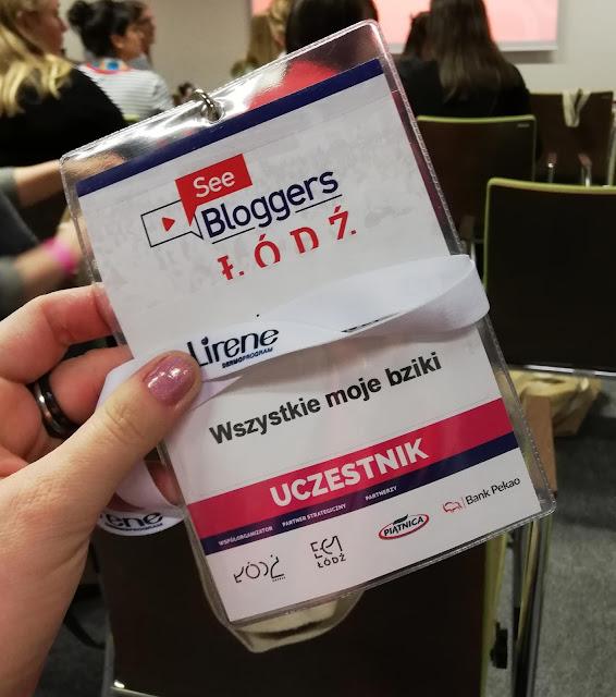Relacja z See Bloggers Łódź 2018