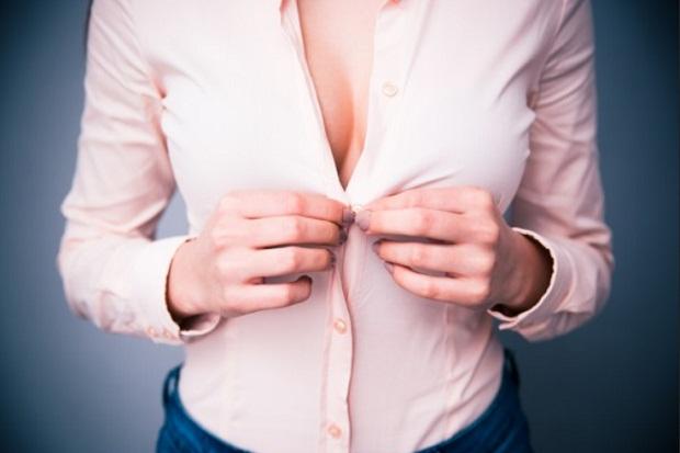 bentuk payudara yang di sukai oleh banyak pria dewasa dimas