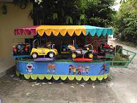 Produksi Berbagai Macam Kereta Mini Berkualitas