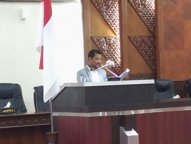 Partai Aceh Tolak Rancangan Qanun Pilkada Disahkan