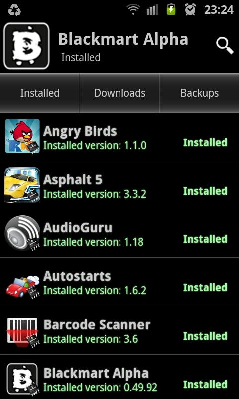 [Android] Blackmart Alpha