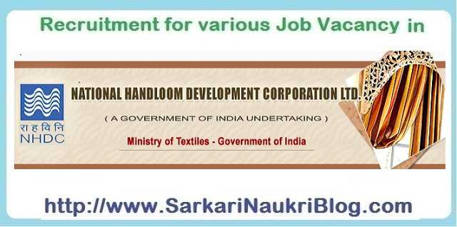 National Handloom Development Corporation