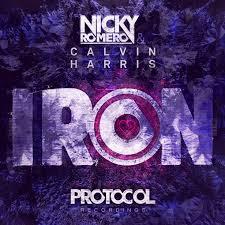 Iron Calvin Harris Lyrics