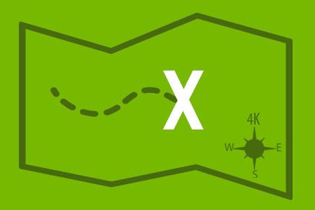 La X marca el lugar del rendimiento 4K - Titan X