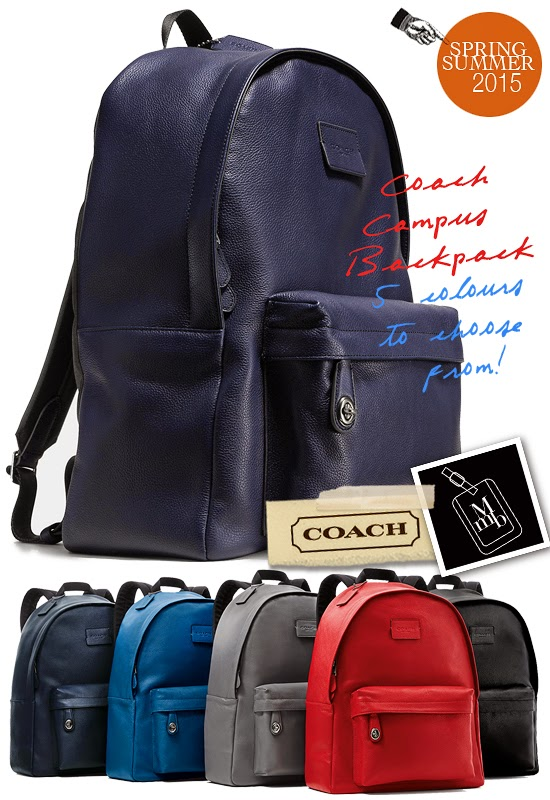 9c3f3ec94 ... top quality mymanybags coach mens campus backpack b6f33 fabb8
