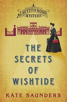The Secrets of Wishtide book cover