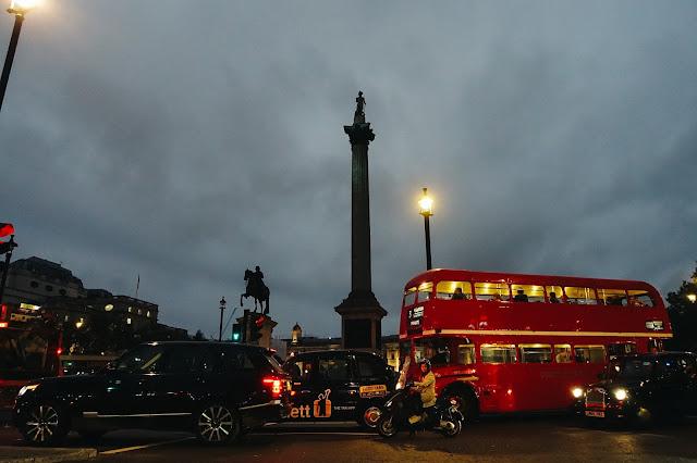トラファルガー・スクウェア(Trafalgar Square)