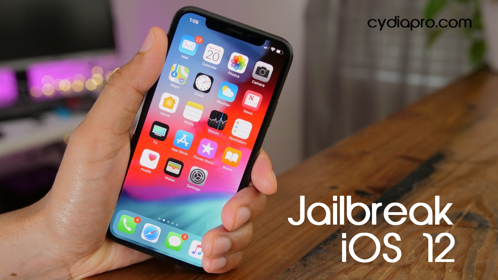 By Photo Congress || Install Cydia Ios 11 4 Without Jailbreak