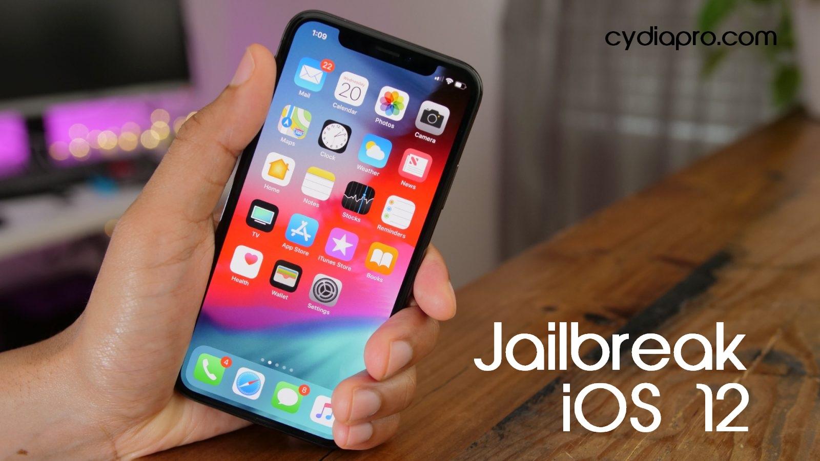 Jailbreak iOS 12, 11 4 1 and Below versions to Install Cydia