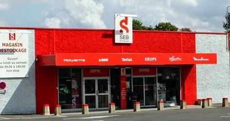 Le magasin de d stockage seb t fal selongey les magasins d 39 usine en france - Liste des magasins d usine en france ...