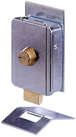 Chapa eléctrica para puertas automáticas italiana FAAC